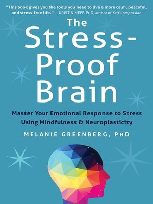 cover image of The Stress-Proof Brain